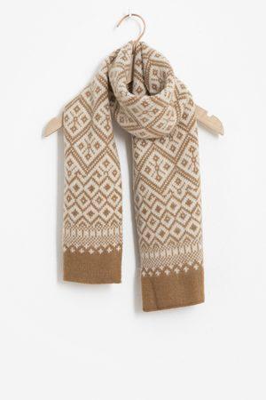 Sissy-Boy Jongens Sjaals - Multicolor jacquard sjaal