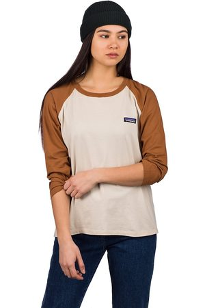 Patagonia Cotton In Conversion Long Sleeve T-Shirt patroon