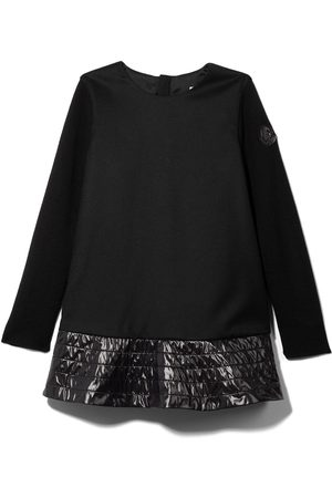 Moncler Long sleeve straight dress
