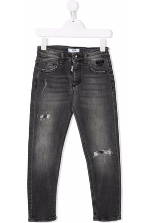 Msgm Mid-rise skinny jeans