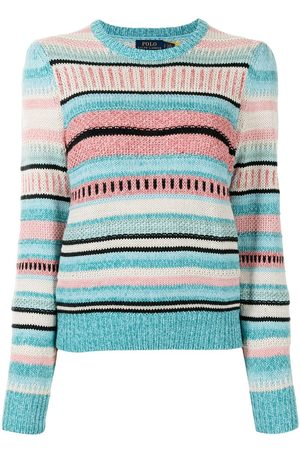 Polo Ralph Lauren Striped knitted jumper