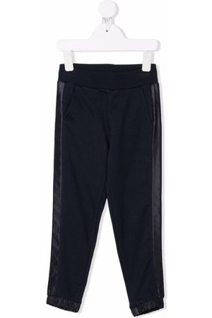 Monnalisa Slim-cut track pants