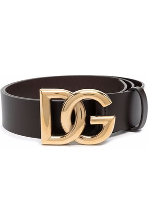 Dolce & Gabbana Heren Riemen - DG' logo belt