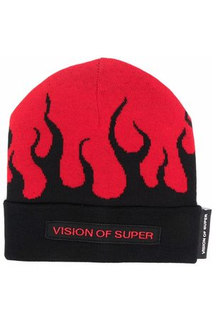 Vision Of Super Flame beanie hat