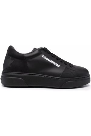 Dsquared2 Leaf logo low-top sneakers