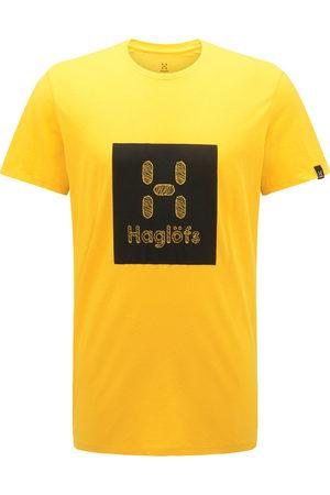 Haglöfs Functioneel shirt 'Träd Print