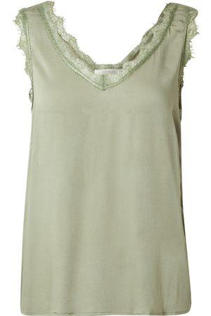 Cream Dames T-shirts - Top 'Alena