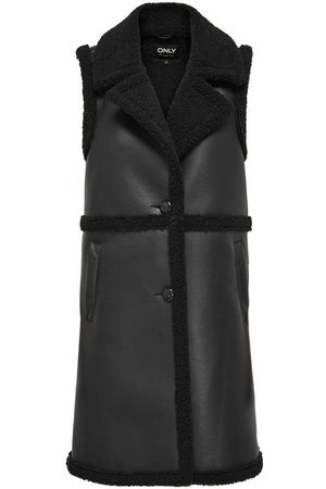 Only Sherpa Gilet Dames