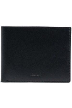 Jil Sander Bi-fold leather wallet