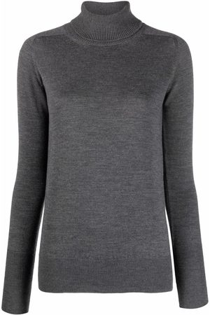 ELEVENTY Roll-neck fitted jumper