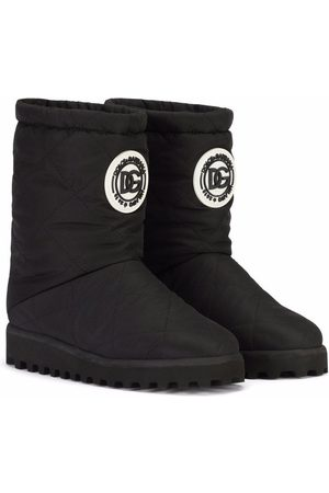 Dolce & Gabbana Kids Winter ankle boots