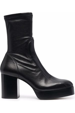 Chloé Izzie leather boots