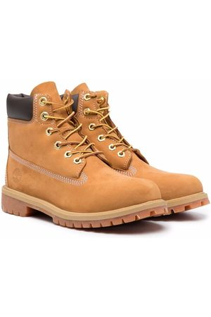 Timberland Premium lace-up ankle boots