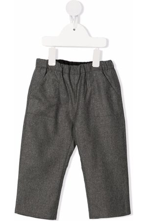 Bonpoint Slim-cut tailored trousers