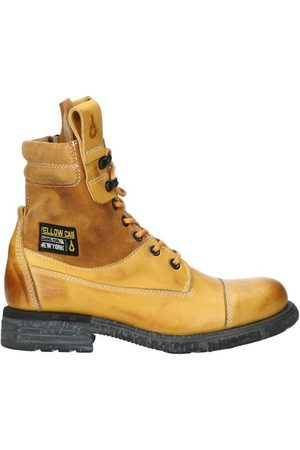 Yellow Cab Utah high lace up boots
