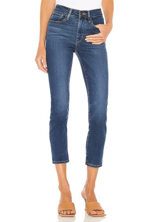 Levi's 724 High Rise Straight Leg Jean in