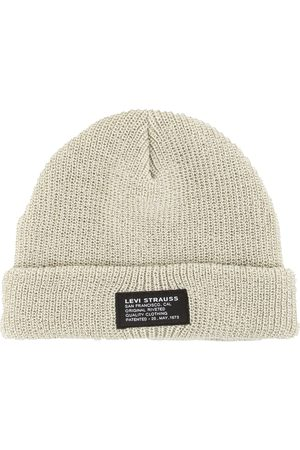 Levi's Muts 'CROPPED BEANIE - NO HORSE PULL PATCH