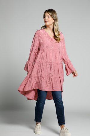 Ulla Popken Grote Maten Midi-jurk, Dames