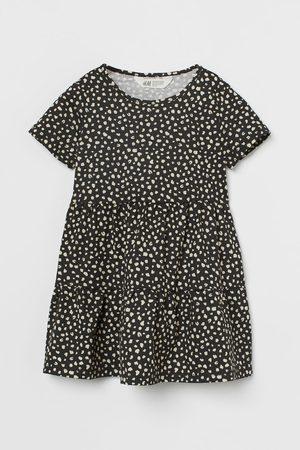 H & M Katoenen jurk met print
