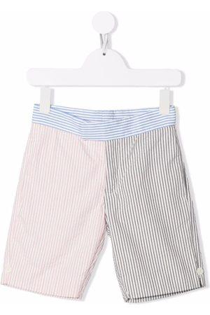 Thom Browne Seersucker bermuda shorts