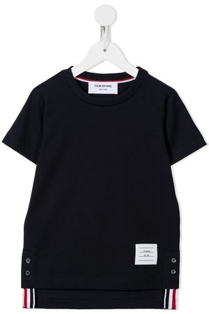 Thom Browne Jersey short sleeve T-shirt