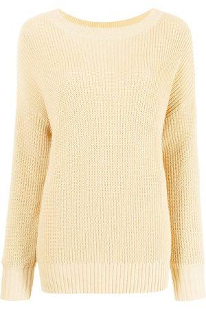 MANNING CARTELL Spun Out purl-knit jumper
