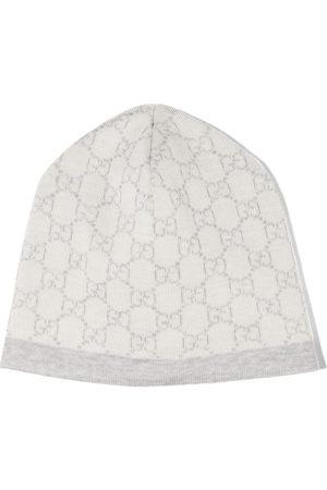 Gucci GG Supreme knitted beanie
