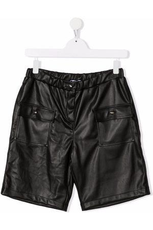 MSGM Kids TEEN biker shorts