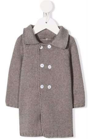 Little Bear Double breasted coat