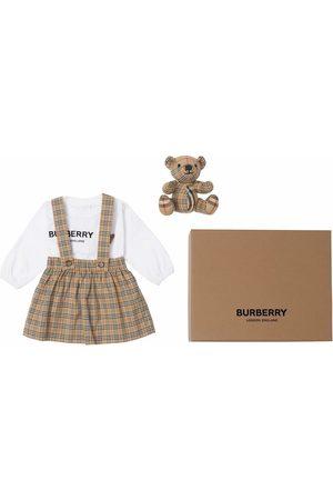 Burberry Thomas Bear three-piece set