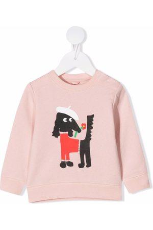 Stella McCartney Sissy Dog print sweatshirt