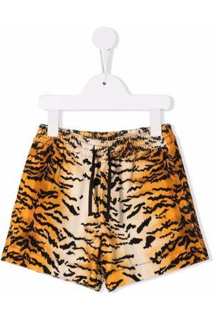 PHILOSOPHY DI LORENZO SERAFINI Animal print shorts