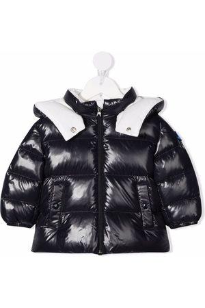 Moncler Enfant Selen hooded padded jacket