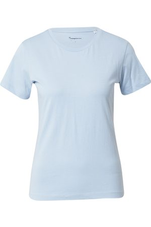 Knowledge Cotton Apparal Dames T-shirts - Shirt 'ROSA