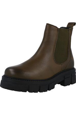 Apple of Eden Chelsea boots 'California 49