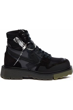 Off-White Heren Outdoorschoenen - Arrow motif hiking sneaker boots