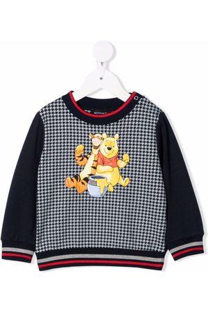 Monnalisa Winnie the Pooh print sweatshirt