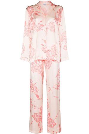 La Perla Dames Pyjama's - Floral pattern pyjamas