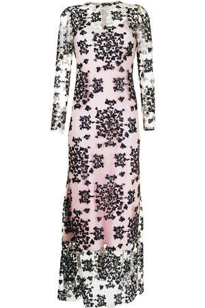 Macgraw Cavalleri sequinned dress