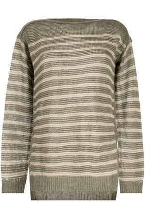 Polo Ralph Lauren Dames Gebreide truien - Striped linen jumper
