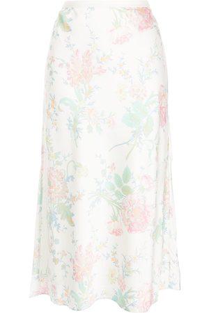 Polo Ralph Lauren Floral-print midi dress