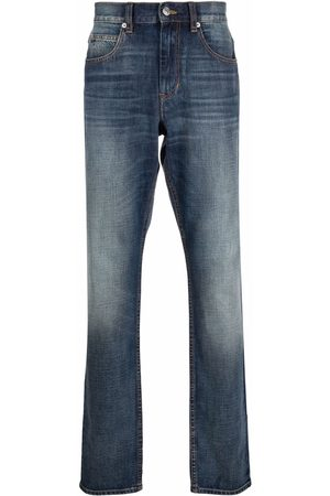 Isabel Marant Jack straight-leg jeans