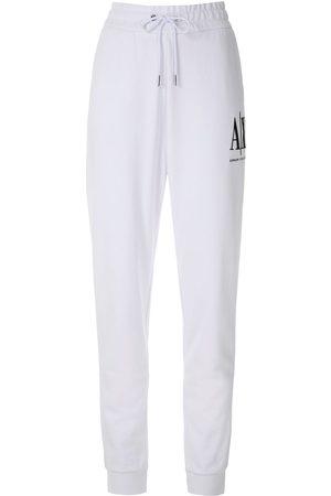 Armani Exchange Dames Joggingbroeken - Logo track pants