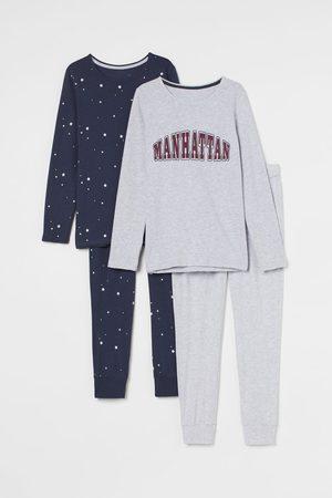 H&M Set van 2 katoenen pyjama's