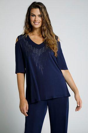 Ulla Popken Grote Maten T-shirt, Dames
