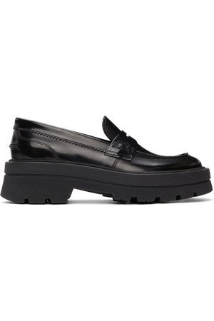 HUGO BOSS Black Denory Loafers
