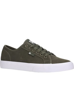 DC Sportschoenen - Manual S Leather Skate Shoes Skate Shoes