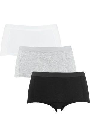 Björn Borg Dames Boxers - Dames mini shorts 3-pack basic core
