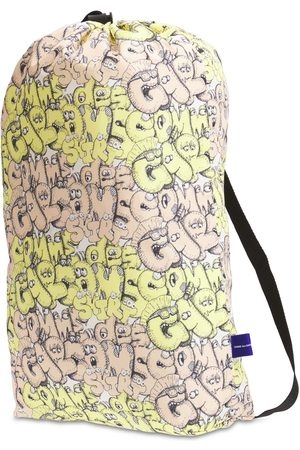 Comme des Garçons Kaws Printed Crossbody Bag