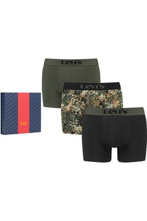 Levi's Boxershorts giftbox 3-pack dotted camo